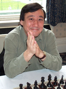Mark Hebden