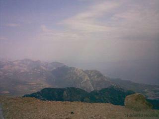 Kemer mountains