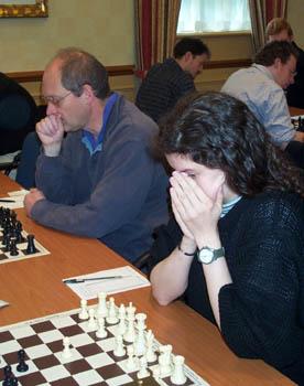 Craig Pritchett and Natasha Regan