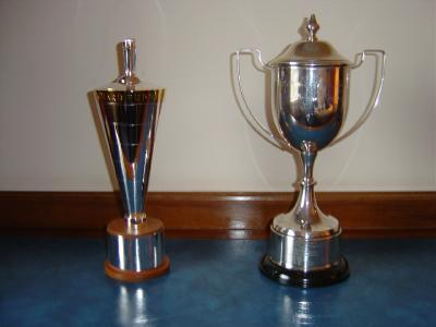 The Chris Dunworth and Richard Furness trophies